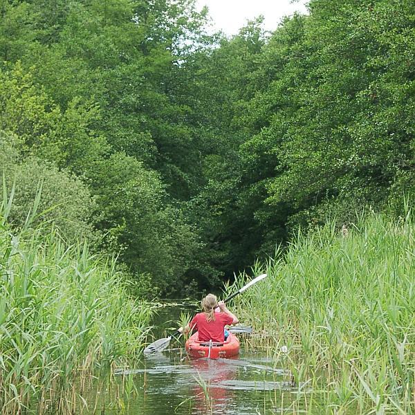 Kanu mecklenburger seenplatte. Preiswerte Kanu Verleih